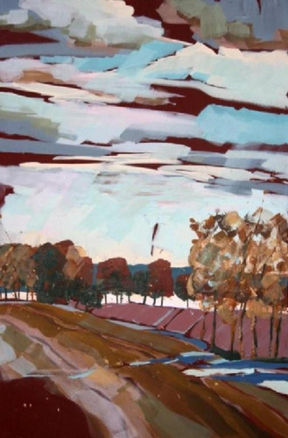 Herbstmorgen I