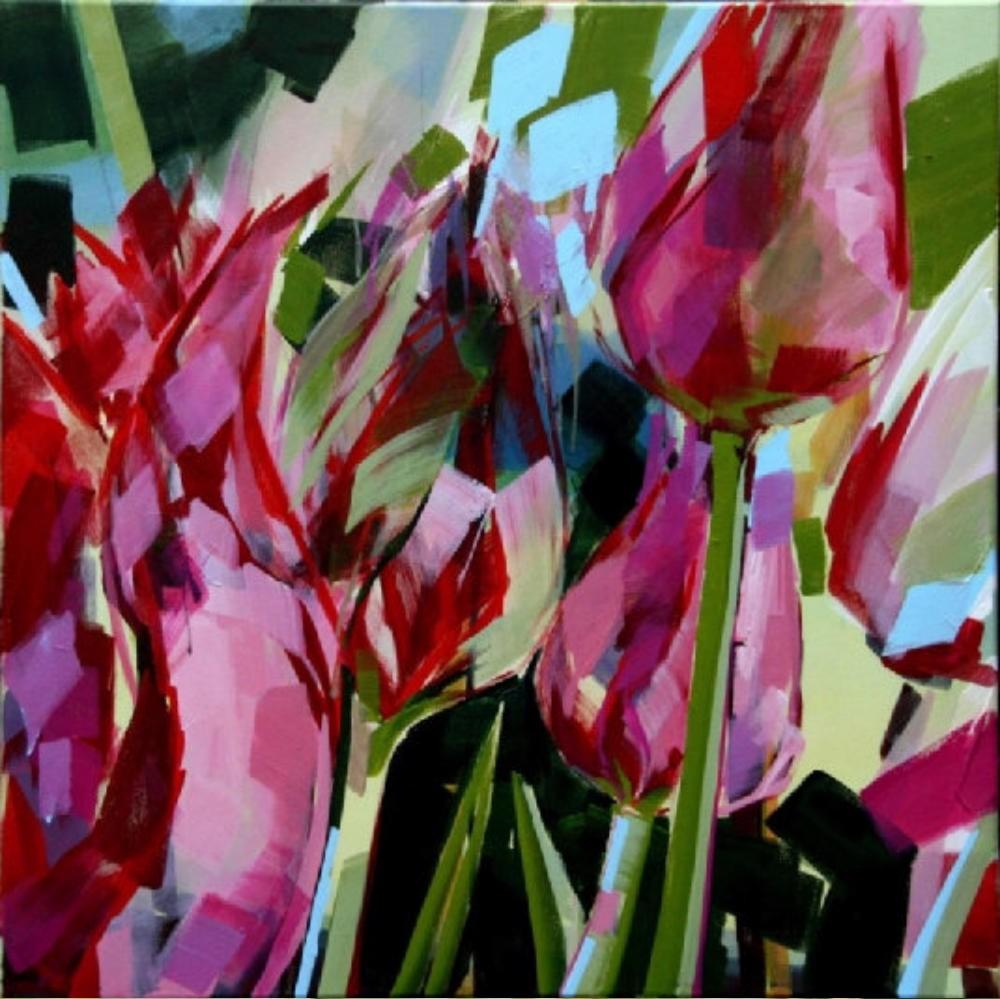 Tulpen Pink I