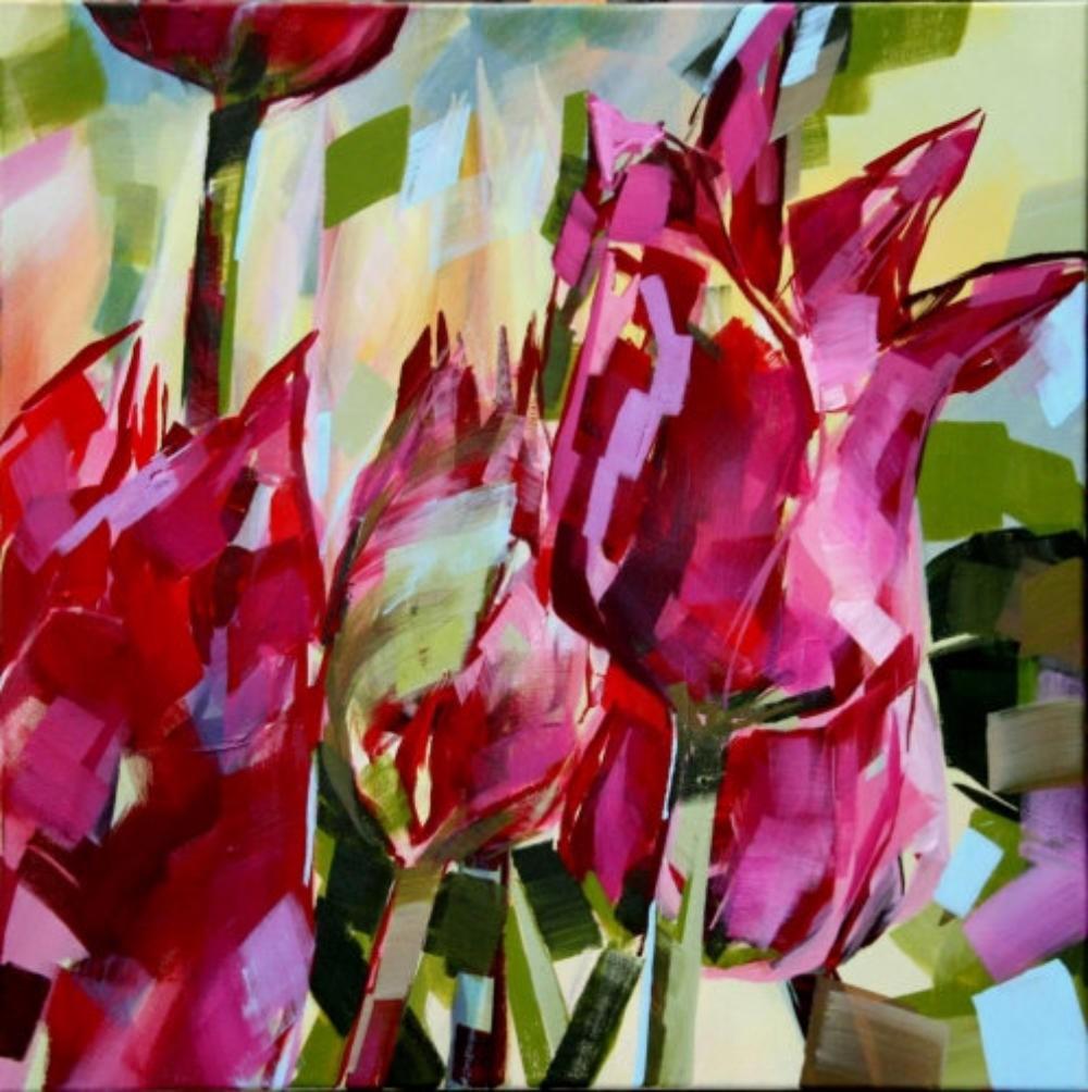Tulpen Pink II
