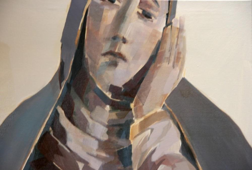 Maria (Detail)