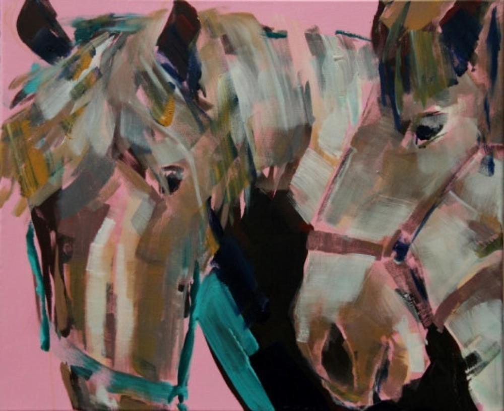 Pferde für Rosa