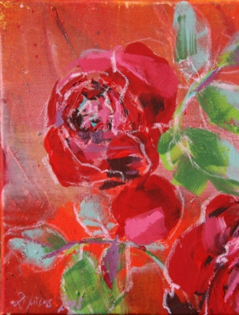 Rose, rot I