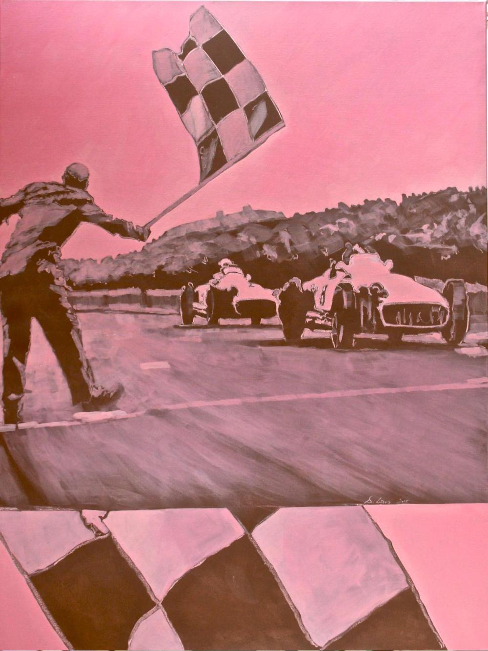 Oldtimer Autorennen
