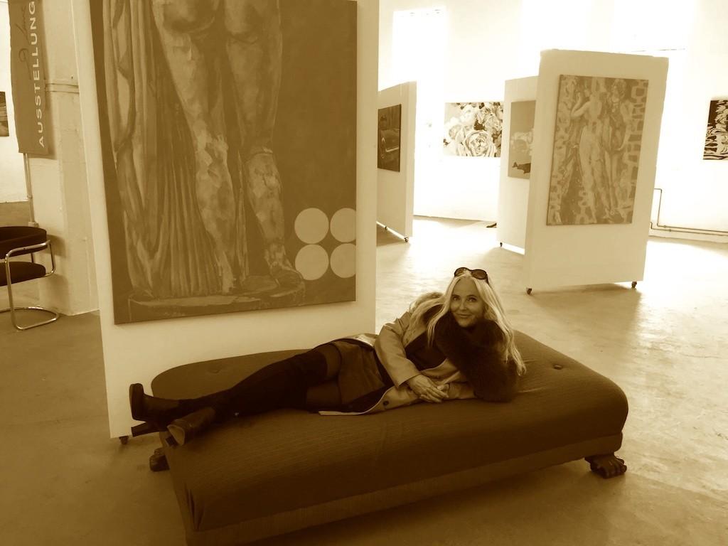 Daniela Friederike Lüers Ausstellung EMOZIONI