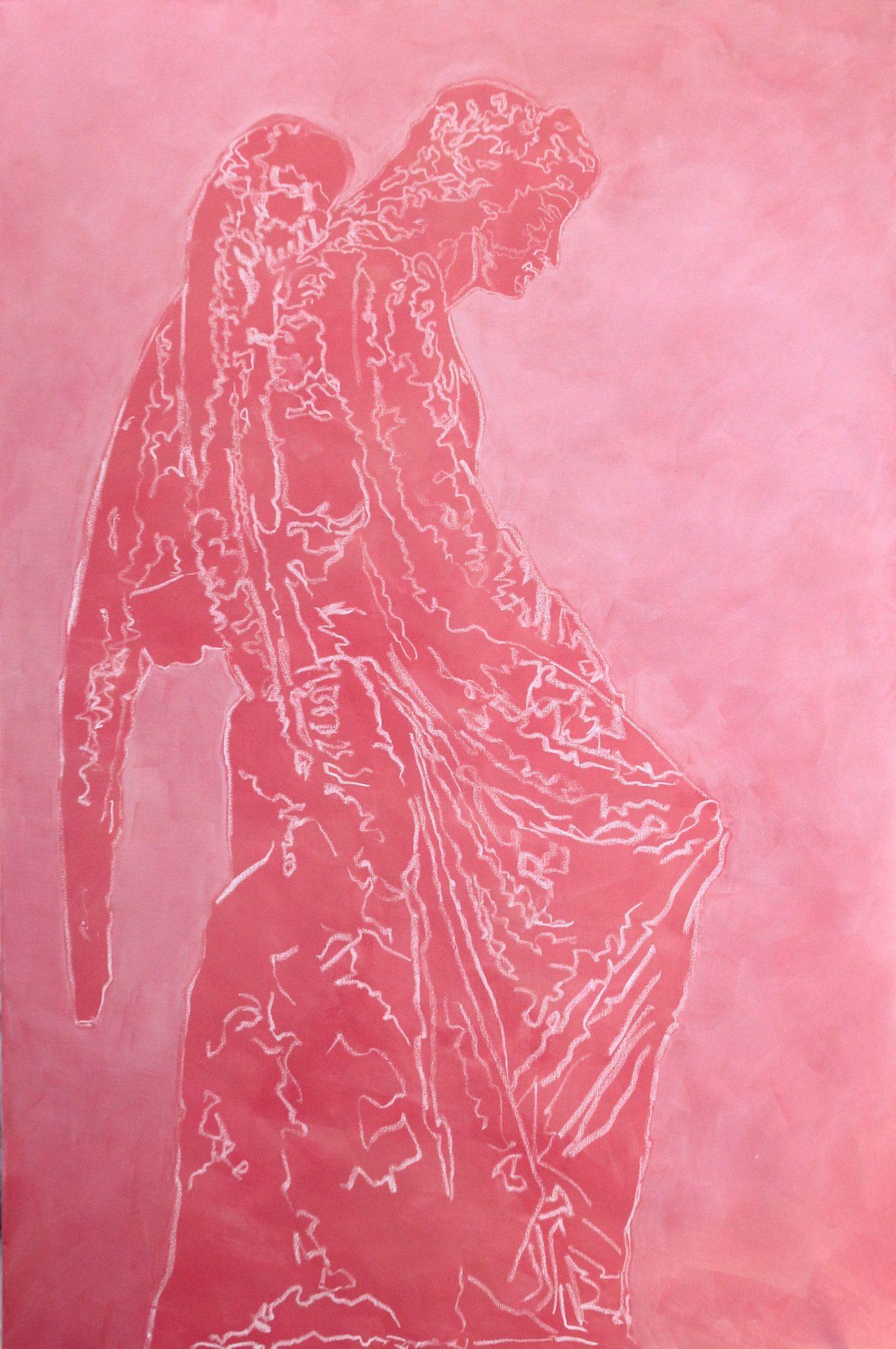 Engel Venedig rot
