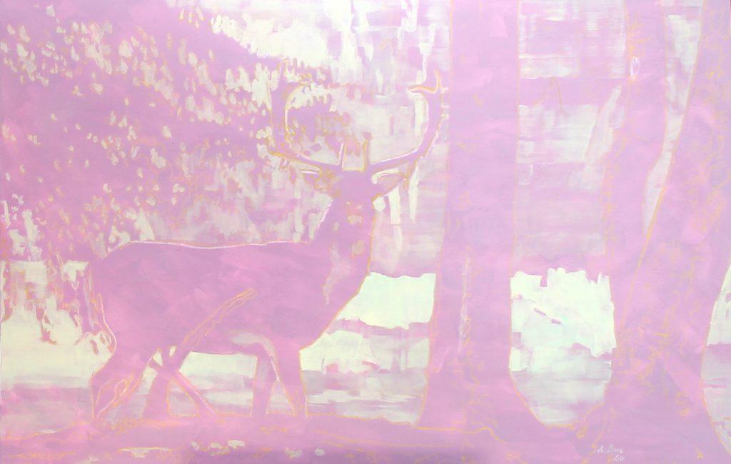 Hirschi lila