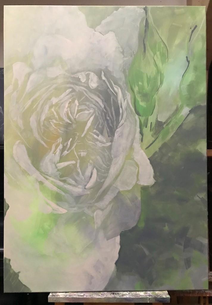 Rosengemälde