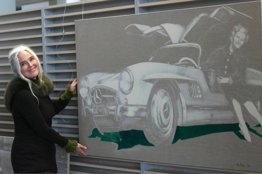 Ausstellung Mercedes emozioni