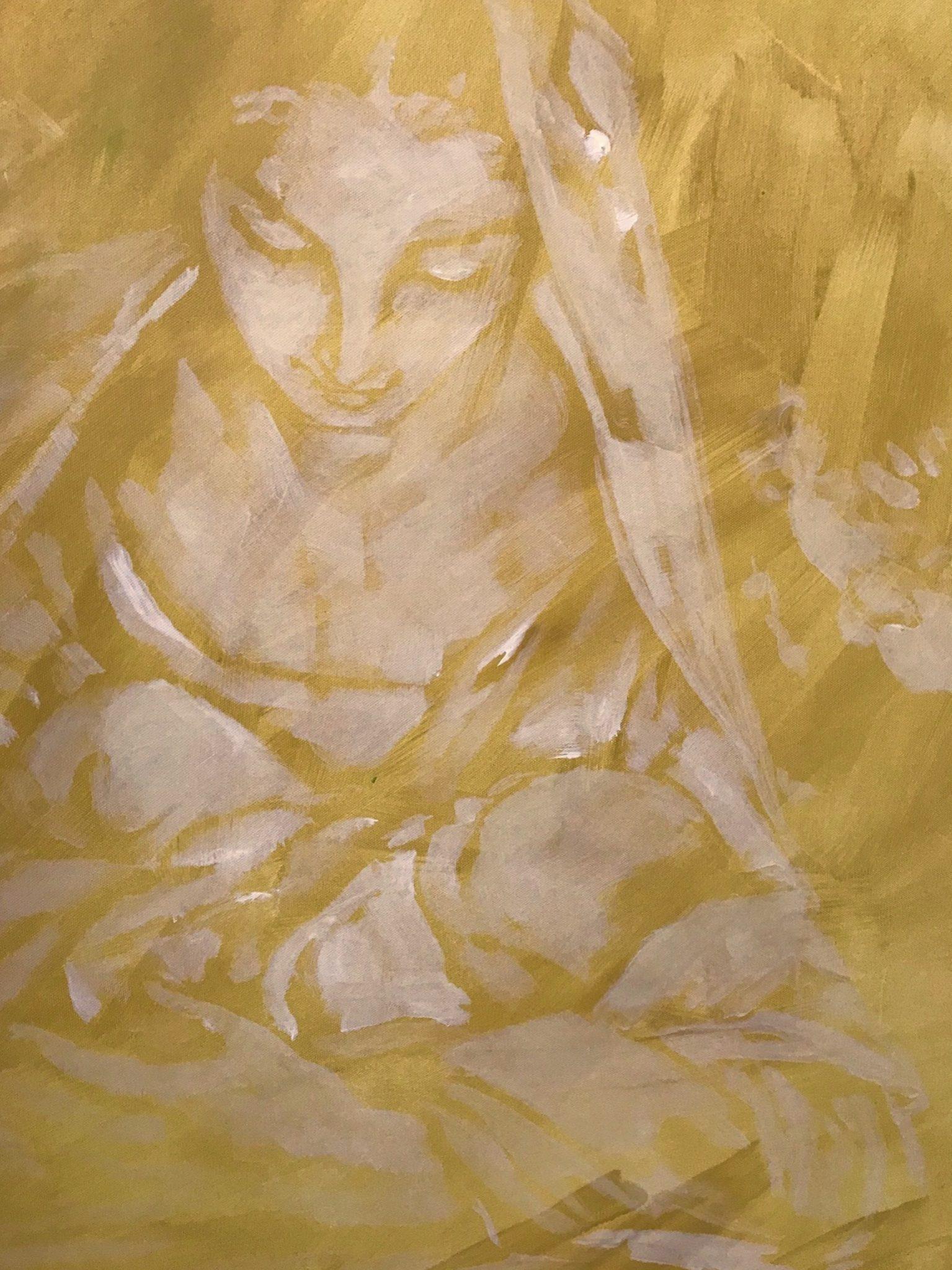 Hommage an C. Maratta (Detail)
