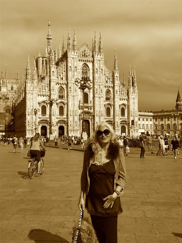 Daniela Friederike Lüers in Mailand