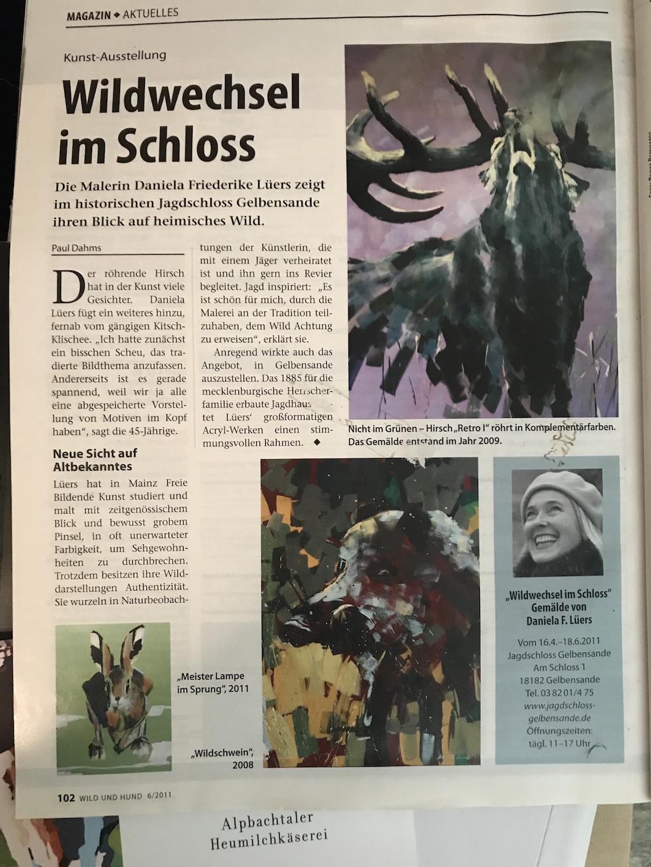 Wild & Hund, Jagd-Magazin