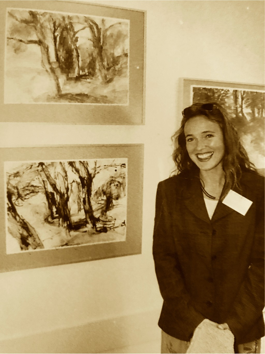 Daniela Friederike Lüers Studienzeit II