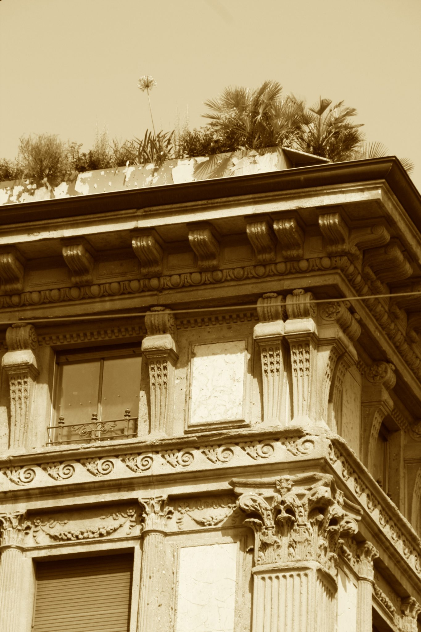 Architektur in Mailand